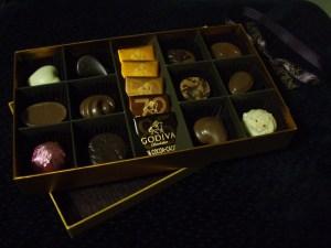 Cioccolato godiva