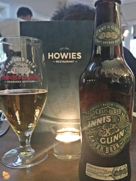 Howies Edimburgh