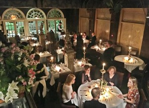 The witchery Secret Garden Edimburgo