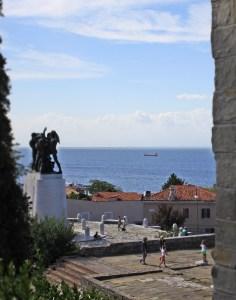 Panorama dal Castello di Trieste