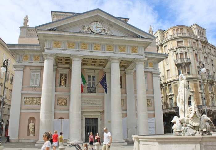 Trieste borsa