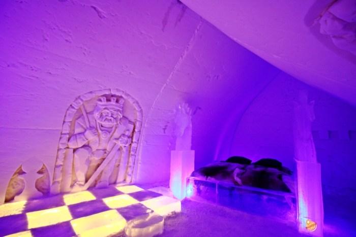 hotel di ghiaccio lapponia
