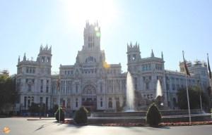 Posta di Madrid