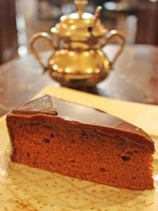 Sacher torte Demel