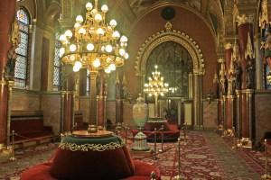 Sala della stampa Parlamento di Budapest