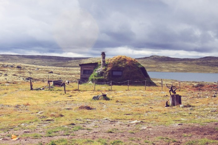 Casina Norvegese Norvegia