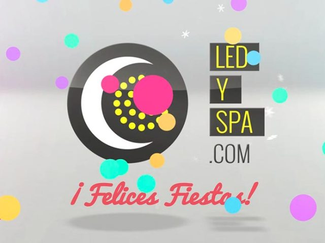 Video felicitacion navidad 2015 - LED Y SPA