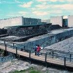 Modernizan iluminación de la zona arqueológica del Templo Mayor