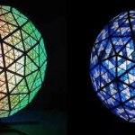 Más de 32,000 LEDs dan la bienvenida al 2009 en Nueva York