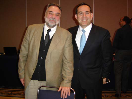 David DiLaura y Carlos Alonso-Neimeyer