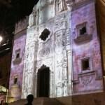 "333 Luxes recupera ""virtualmente"" la fachada del Templo de San Agustín"