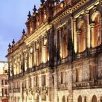 Plaza Tolsá, iluminación sensitiva para arquitectura histórica