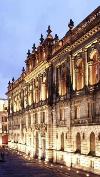 Palacio de Comunicaciones (Museo Nacional de Arte)
