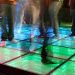 Pista de baile sustentable