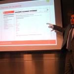 Conferencia sobre certificaciones de seguridad para miembros de IES México