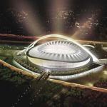 OSRAM ilumina con LEDs el estadio en Durban, Sudáfrica, para el Mundial de Futbol