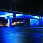 Akumal recibe a sus visitantes con espectacular iluminación vial