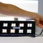 OLEDS que trabajan con voltaje de línea