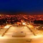 Nueva iluminación para Parque Bicentenario en Tuxtla Gutiérrez