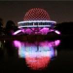 Estrena iluminación LED el planetario de Buenos Aires