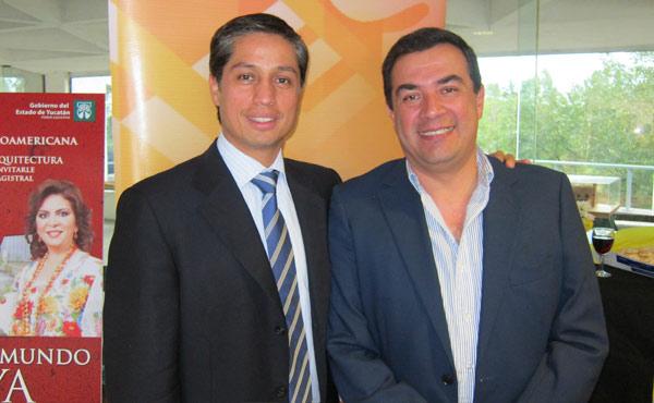 Jorge Ávila y Germán Villalobos