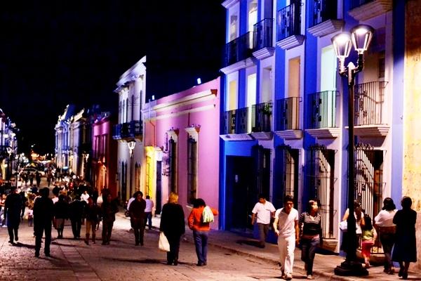 Oaxaca centro historico