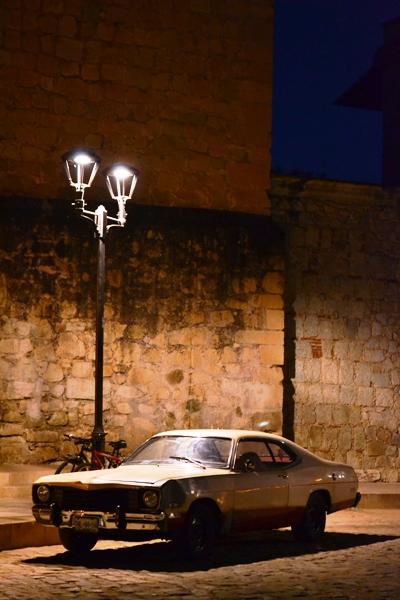 Oaxaca noche