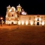 Plan Luz Oaxaca, iluminación del Centro Histórico