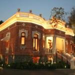 Iluminación de la nueva sede del restaurante El Cardenal