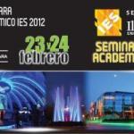 Seminario Académico de IES México en Guadalajara