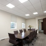 Para lograr una luminaria LED para interiores