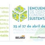 Encuentro de Diseño y Construcción Sustentable en la Ciudad de México