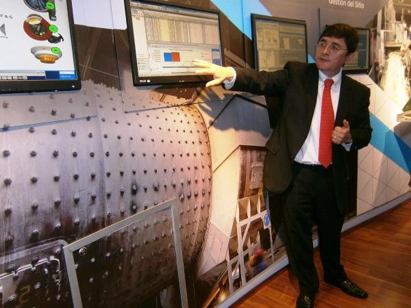 Horacio Soriano Mora, director de ventas región Centro-Sur