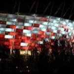 La fachada del Estadio Nacional de Polonia luce tecnología OSRAM