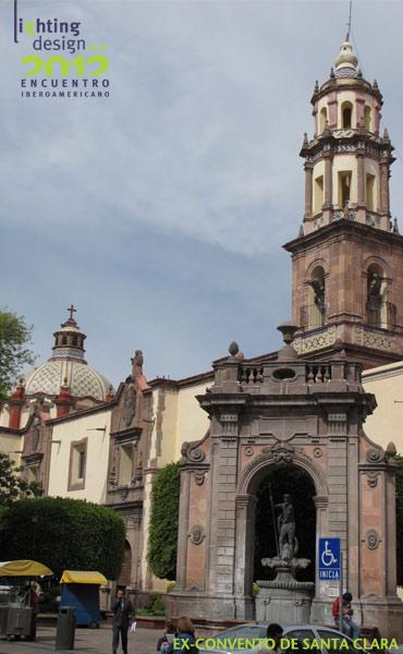 Templo de Sta. Clara