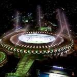 Maracaná prepara iluminación para la Copa Mundial Brasil 2014