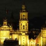 Iluminarán la Catedral Metropolitana