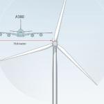 El aerogenerador más grande del mundo
