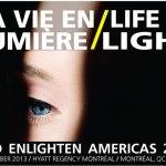 "IALD Enlighten Americas 2013  ""La Vie en Lumière"""