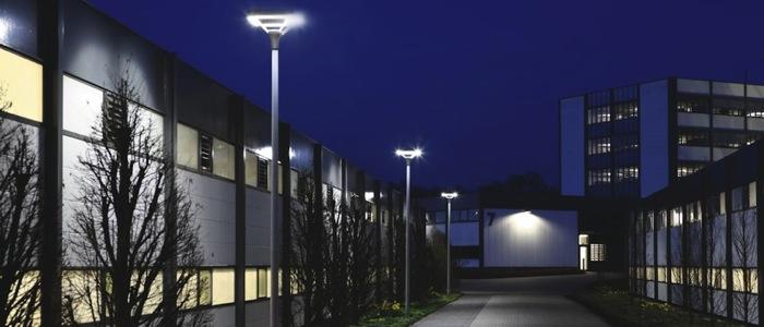 LED industria