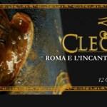 """Iluminan la exposición: """"Cleopatra. Roma y el hechizo de Egipto"""""""