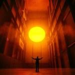 La nueva escultura de luz de Olafur Eliasson
