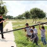 """""""Paseo Verde"""", recuperación del espacio público para la gente"""