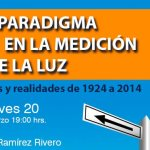 """La IES invita a la conferencia: """"El paradigma en la medición de la Luz"""""""