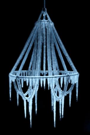 Polar Light Candelabro