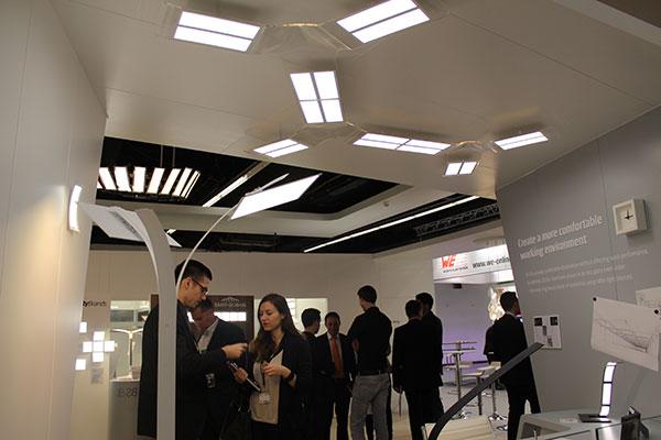 Light+Building Targetti Louis Poulsen