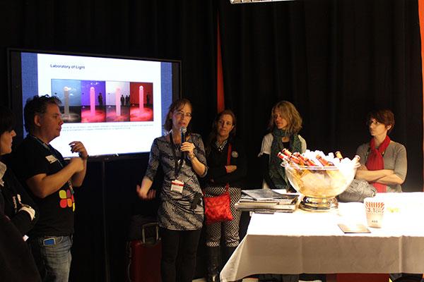 Presentación de las actividades de EILD. Panorama y Premios Iluminet