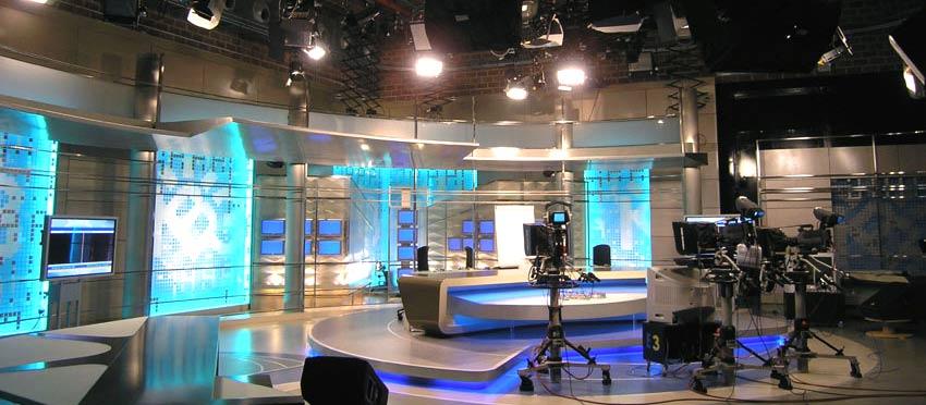 Resultado de imagen para estudio de television