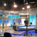 LEDs para estudios de televisión
