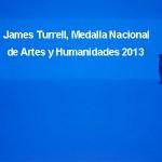 James Turrell recibe Medalla de las Artes y Humanidades 2013